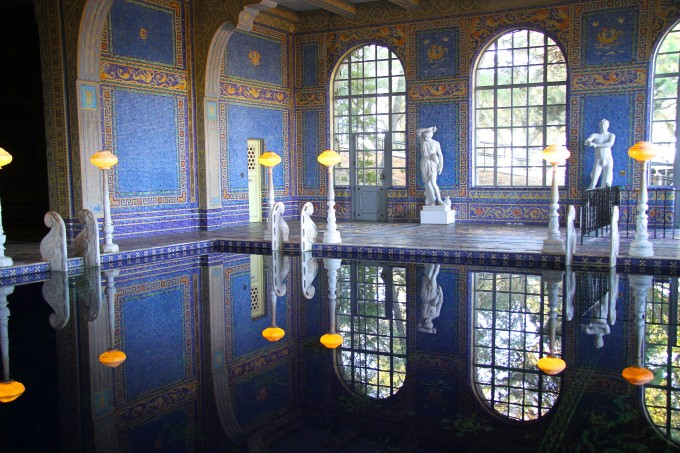 hearst castle, william hearst,