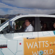 Watts World Vehicle